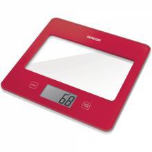 Sencor SKS 5024 RD kuchyňská váha