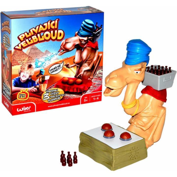 Hra - Wiky Plivající Velbloud
