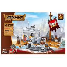 Ausini piráti, 238 dílů Stavebnice 27502