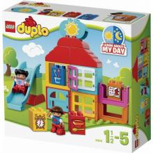 Lego Duplo Toddler - Můj první domeček na hraní