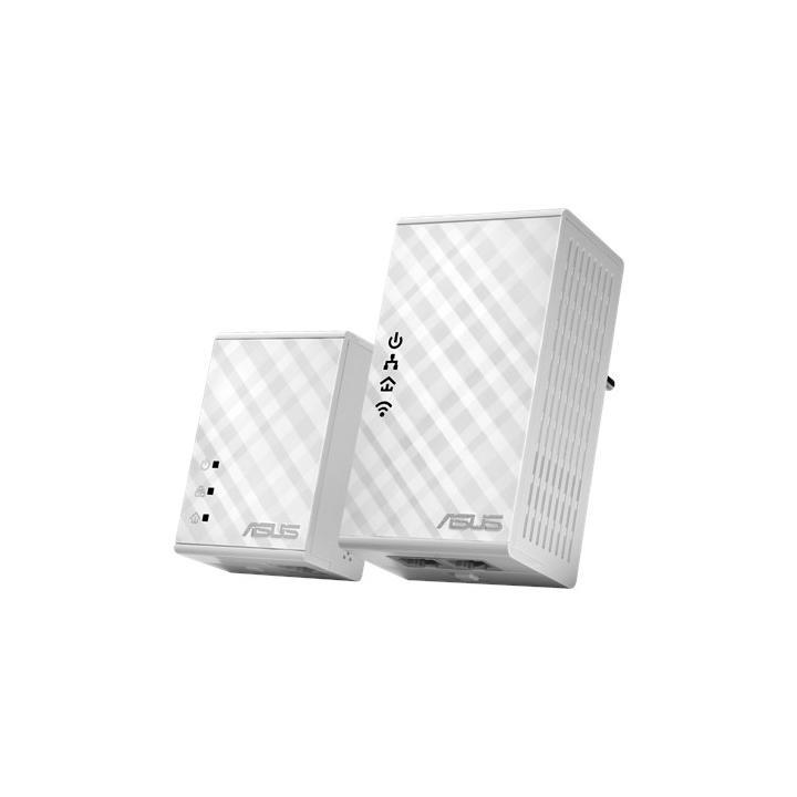 ASUS PL-N12, 300Mbps AV500 Wi-Fi Powerline Extender