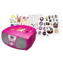 Bigben CD46 RS STICK Rádio + CD