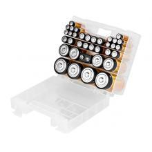 GoGEN BOX, 35 ks - 14xAAA, 12xAA, 4xC, 4xD,1x9V Baterie alkalická