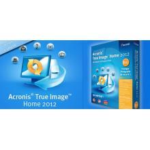 Acronis True Image Home 2012 - upgrade